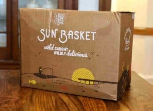 Sun Basket Box