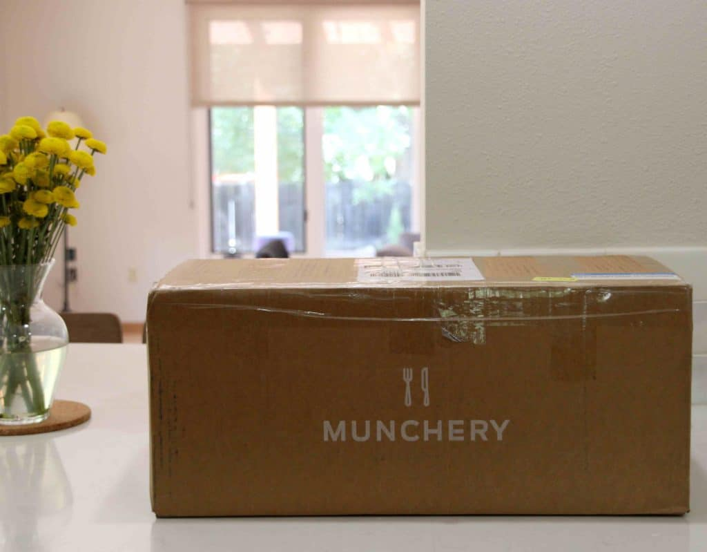Munchery Review 2018