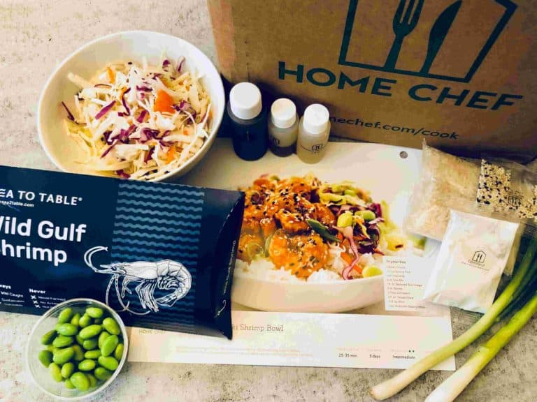 Home Chef August Review