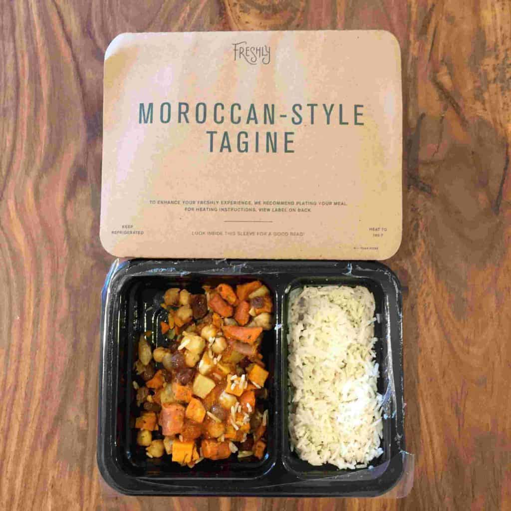 MOROCCAN STYLE TAGINE by Freshly