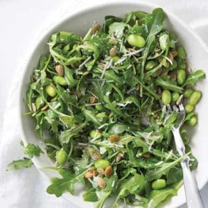 Lean Green Salad