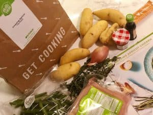 Review: Apricot Chicken by Hello Fresh