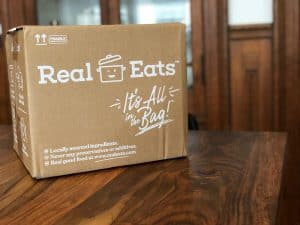 Real Eats Prepared Meal Delivery Review