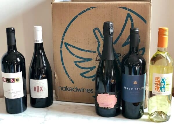 NakedWines Review & Coupon - hello subscription