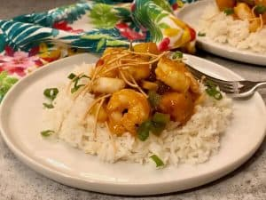 Review: Sweet Chili Shrimp Rice Bowl by Home Chef