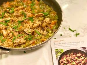One-Pot Chicken spanish rice
