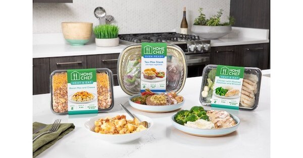 Home Chef Oven-Ready meals