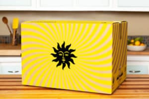 sunbasket meal box